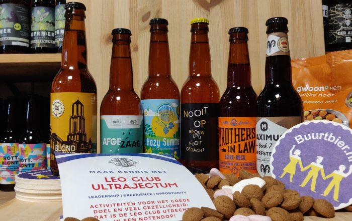 Inhoud bierpakket Buurtbier.nl